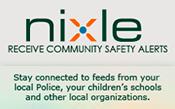 receive community safety alerts