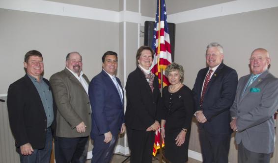 Mayor & Council Group Picture