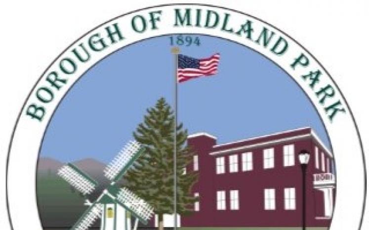 Midland Park Logo